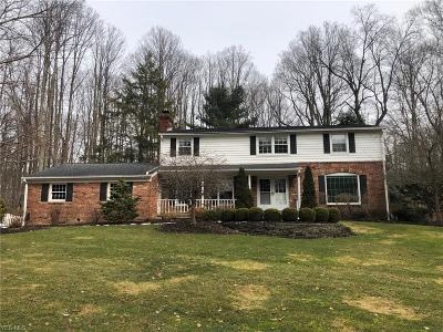 Single Family Home Sold: 16533 Stone Ridge Rd