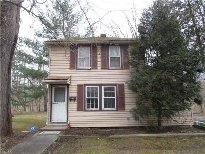 Painesville OH Multi Family Home For Sale: $89,000