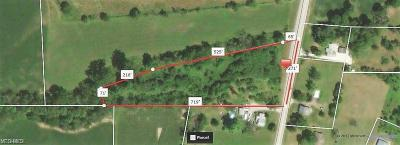 Medina Residential Lots & Land For Sale: Lafayette Rd
