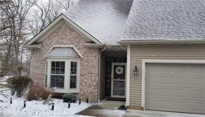 Middleburg Heights Condo/Townhouse For Sale: 6640 Fox Hollow Ct