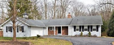 Single Family Home For Sale: 378 Hickory Hill Rd