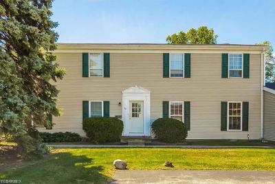 Elyria Condo/Townhouse For Sale: 28 Valley Forge Ln