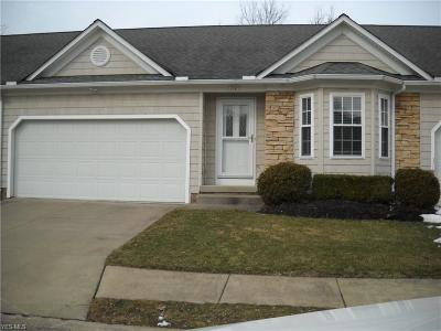 Painesville OH Condo/Townhouse For Sale: $154,900