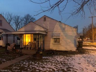 Lorain County Single Family Home For Sale: 321 Foster Ave