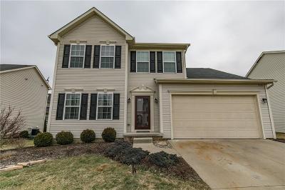 Single Family Home For Sale: 7906 Creekside Pky