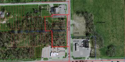 Brunswick Residential Lots & Land For Sale: Pearl Rd
