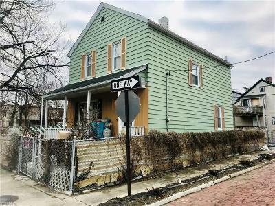 Single Family Home For Sale: 5821 Ellen Avenue