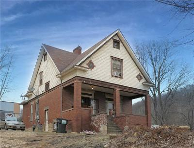 Wellsville Single Family Home For Sale: 1755 Crawford Ave
