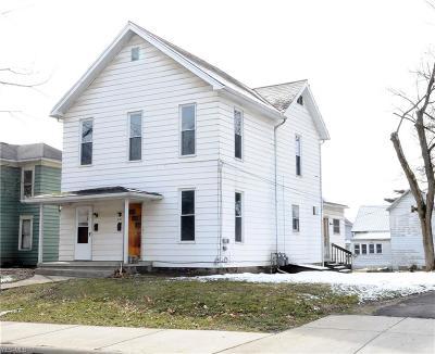 Cambridge Multi Family Home For Sale: 431 North 8th St