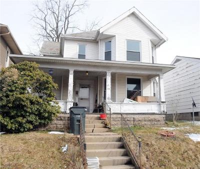 Guernsey County Multi Family Home For Sale: 306 North 7th St
