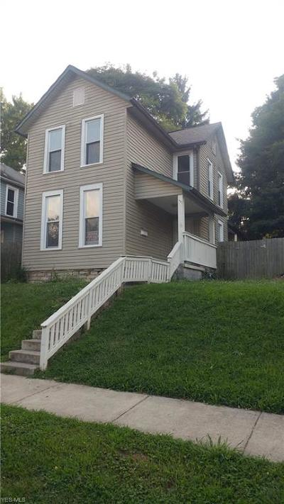 Zanesville Single Family Home For Sale: 133 Corwin Ave