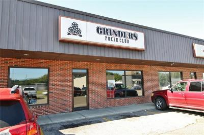 Muskingum County Commercial Lease For Lease: 969 Linden Ave