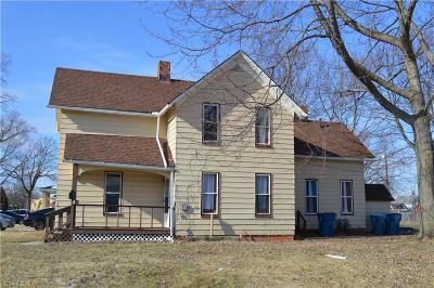 Lorain Multi Family Home For Sale: 410 West 14th St