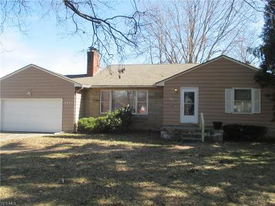 Boardman Single Family Home For Sale: 3911 Arden Blvd