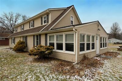 North Royalton Single Family Home For Sale: 10298 Albion Rd