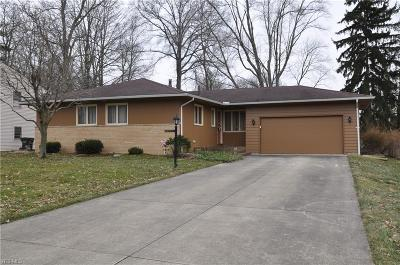 Warren Single Family Home For Sale: 8518 Squires Lane