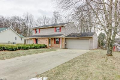 Massillon Multi Family Home For Sale: 7190 Seymour St Northwest