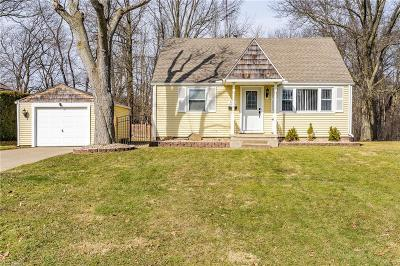 Single Family Home For Sale: 4641 Marcellus St Northwest