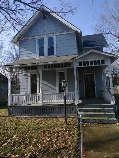 Cleveland Multi Family Home For Sale: 894 East 149th St