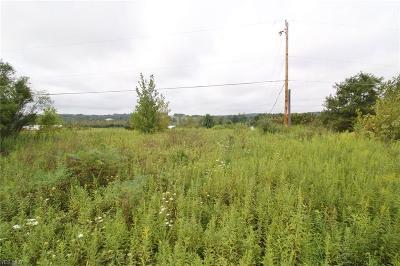 Muskingum County Residential Lots & Land For Sale: Frazeysburg & Jones Rd