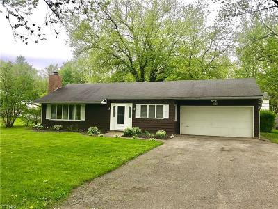 Madison Single Family Home Active Under Contract: 1734 Green Road