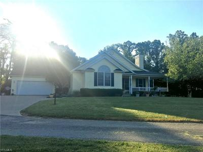 Single Family Home For Sale: 600 Roark Rd