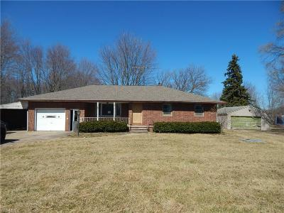 Elyria Single Family Home For Sale: 41260 Schadden Rd