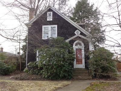 Single Family Home Sold: 120 South Reeves Ave