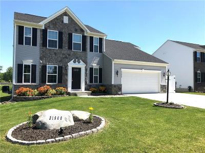 North Ridgeville Single Family Home For Sale: 31906 Pepper Ridge Run