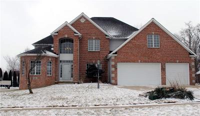 Brunswick Single Family Home For Sale: 4168 Cherryshire Dr