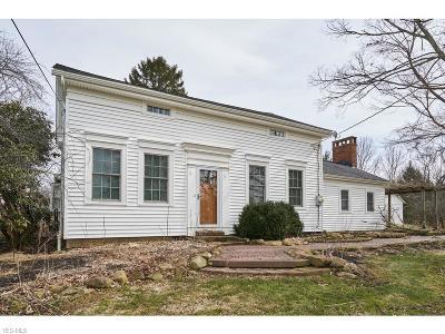 Medina Single Family Home For Sale: 6065 Boneta Rd
