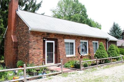 Single Family Home For Sale: 2126 Holmes Dr