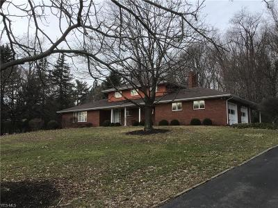 Columbiana County Single Family Home For Sale: 1110 Dairy Lane