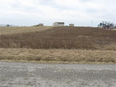 Ashland County Residential Lots & Land For Sale: Twp Road 856 Rd