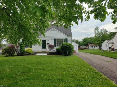 Poland Single Family Home For Sale: 2137 West Manor Ave