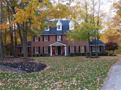 Brecksville Single Family Home Contingent: 8517 Timber Trl