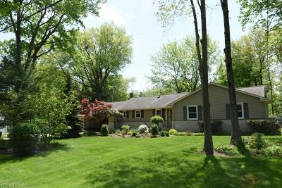 Cleveland Single Family Home For Sale: 6200 Hemingway Rd