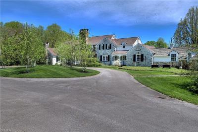 Willoughby Single Family Home For Sale: 9595 Kirtland Chardon Road