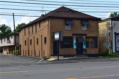 Massillon Commercial For Sale: 3321 Lincoln Way