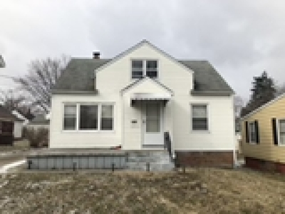 Maple Heights Single Family Home For Sale: 5094 Miller Ave