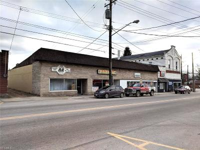 Orwell Commercial For Sale: 18 E Main Street