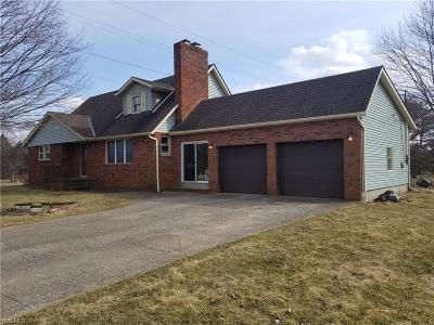 Lorain County Single Family Home For Sale: 48501 Middle Ridge Rd