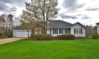 Highland Heights Single Family Home For Sale: 351 Longspur Rd