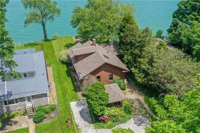 Avon Lake OH Single Family Home For Sale: $499,900