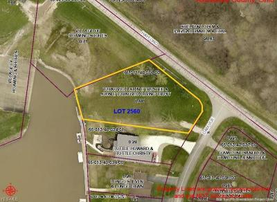 Roaming Shores Residential Lots & Land For Sale: 2560 Damvue Drive
