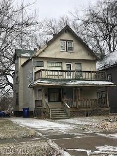 Cleveland Multi Family Home For Sale: 12431 Phillips Avenue