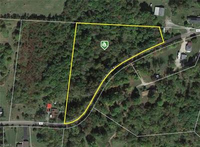 Guernsey County Residential Lots & Land For Sale: Pioneer Rd