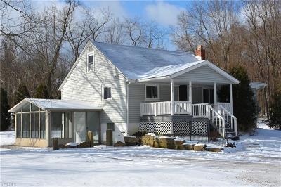 Ravenna Single Family Home For Sale: 3608 Merrilyn St