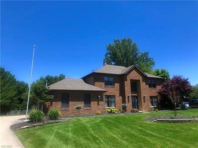 North Royalton Single Family Home For Sale: 7524 Andover Lane