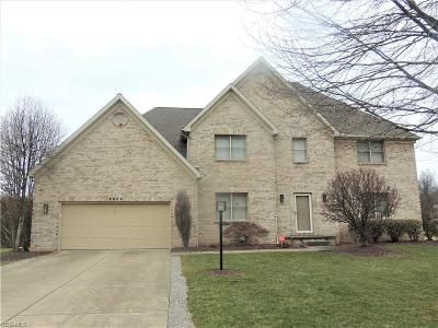 Boardman Single Family Home For Sale: 8008 Hunters Cv